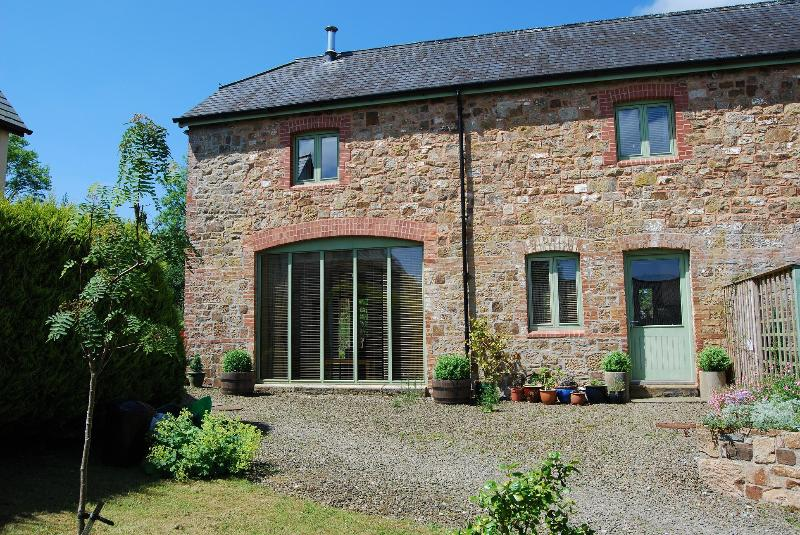 The Garden House is a modern barn conversion finished to the highest luxury and eco standards.