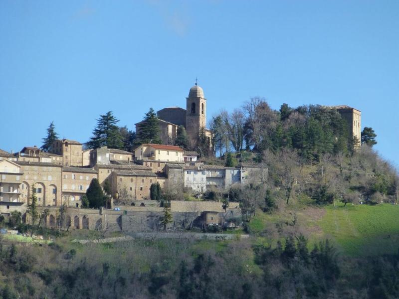 View of Santa Vittoria from house