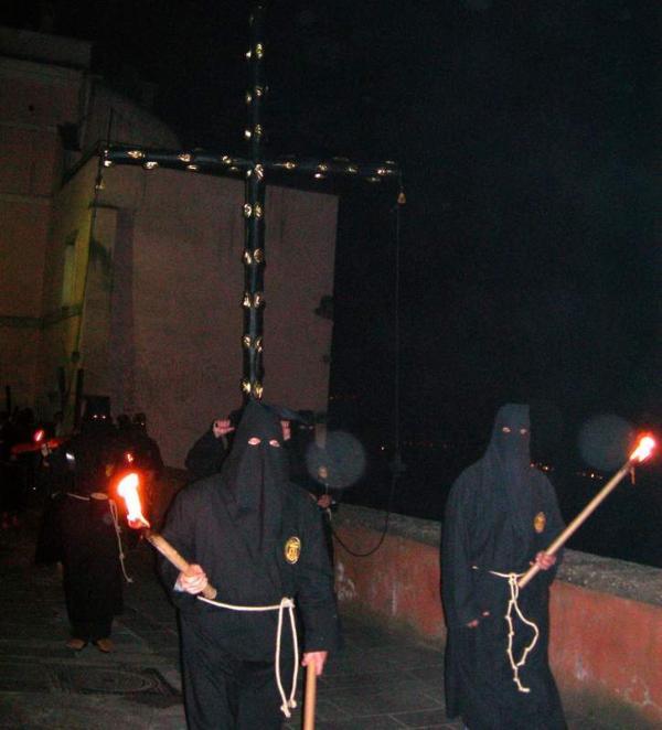 Orte, Processione del Cristo Morto