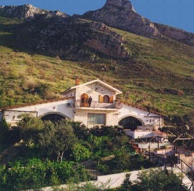 Villa Romita (facciata)