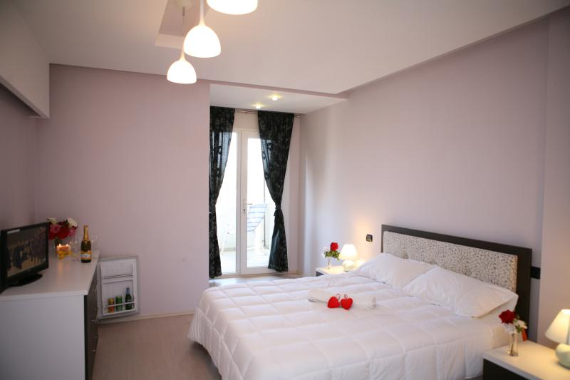 Room size: 38 sq.m. The best choice for couple,very nice room with balcony sea view.