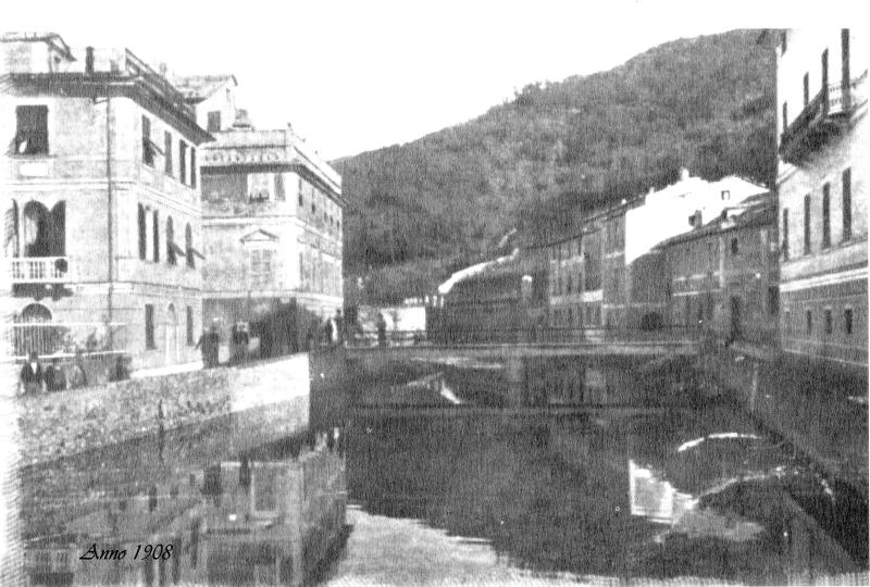 Admiral's House in XVIII° Century