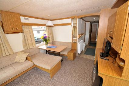 Spacious lounge area, full gas central heating throughout