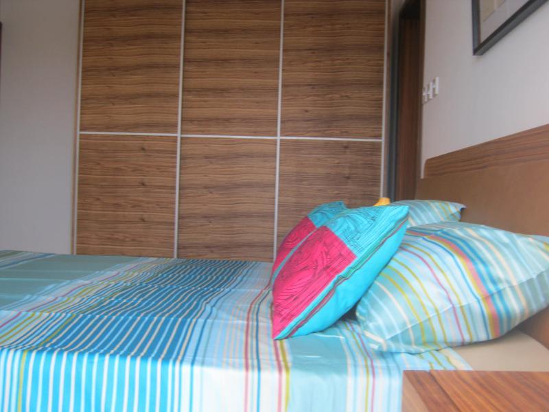 Main bedroom with bathroom ensuite