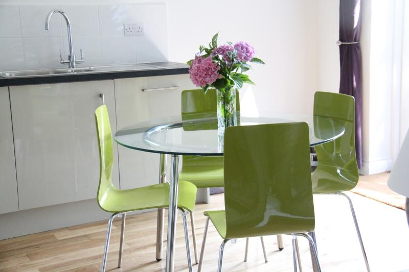 Pretty Dining area of Kitchen