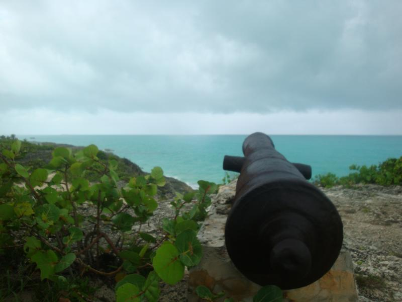 Exuma is where many scenes from Pirates of the Caribean were filmed