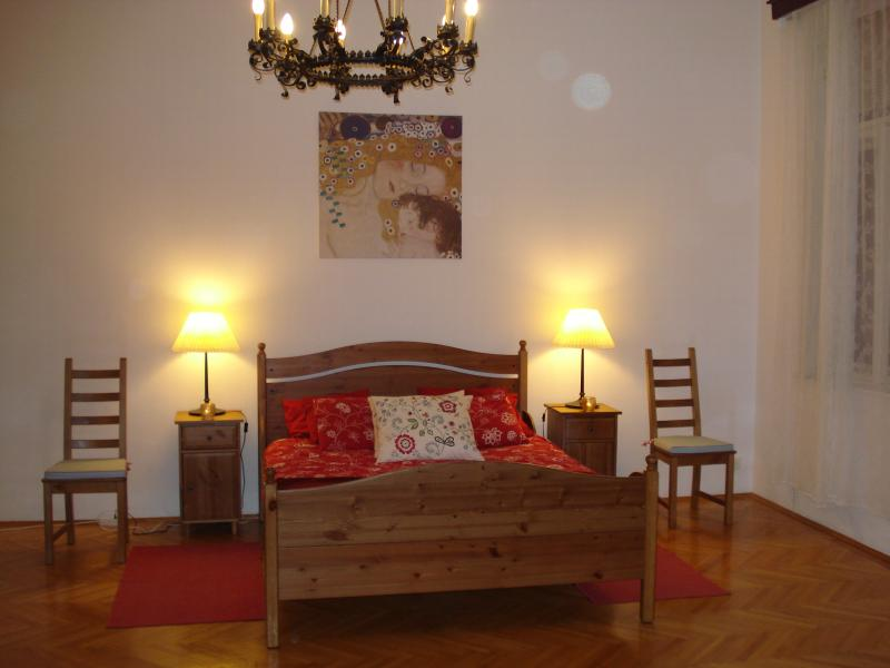 Central Budapest apartment, vacation rental in Solymar