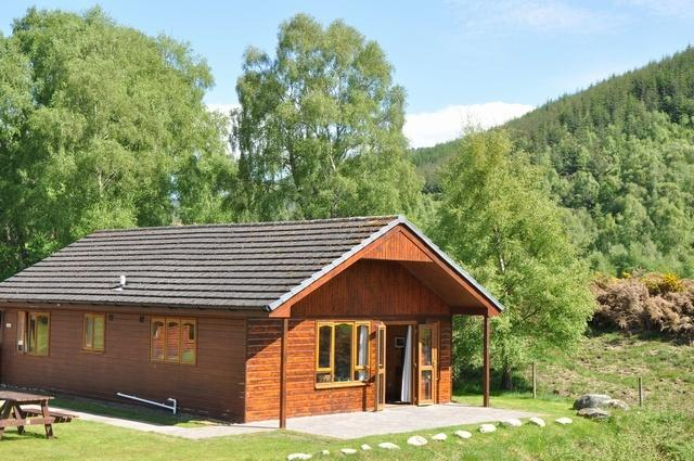 Glomach Lodge, spacious, wheelchair and dog friendly