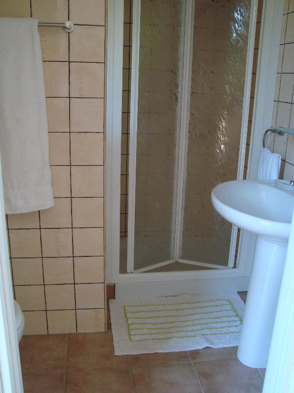 Second Shower Room