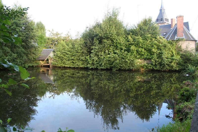 Closerie de l'étang, chambre 2, alquiler vacacional en Verneuil d'Avre et d'Iton