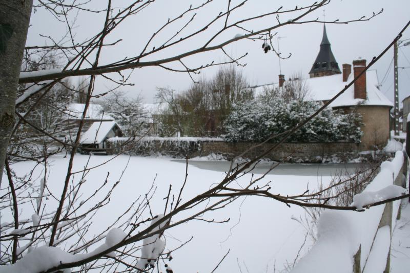 La Closerie de l'étang, hiver 2012-2013