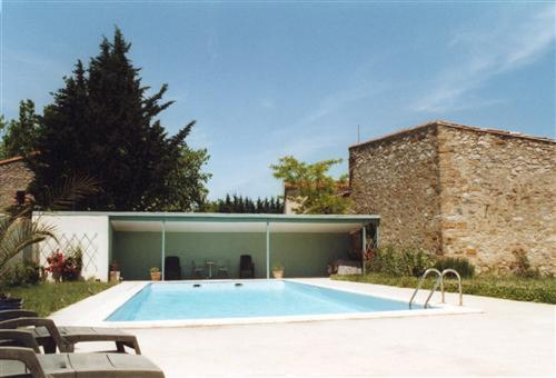 Private 12 x5 m pool and terrace