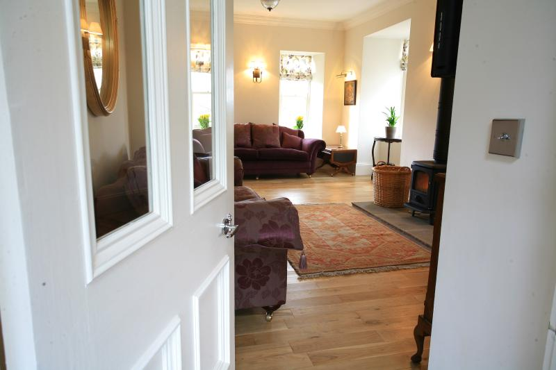 The Station Masters House, vacation rental in Kirkconnel