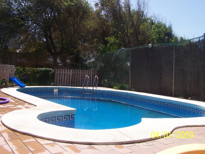 Prívate pool