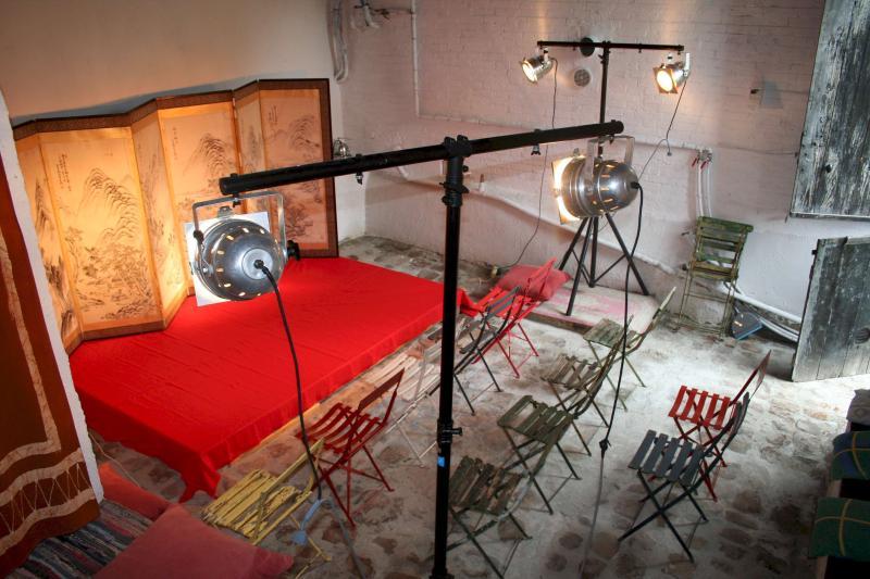 A Plein Sud, la salle de spectacles peut être mise à la disposition des artistes