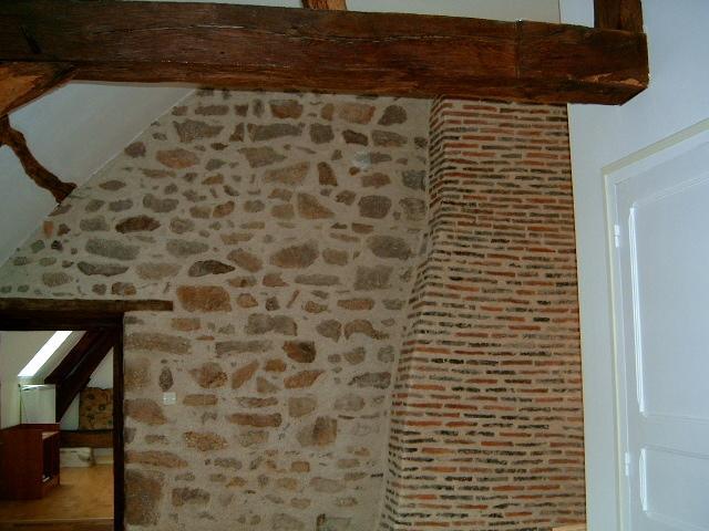 Original architecture features
