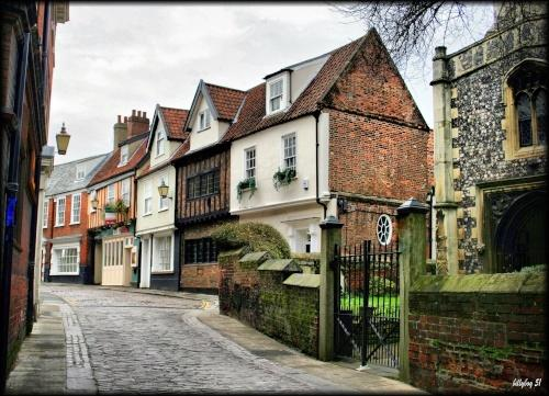 Norwich Streets