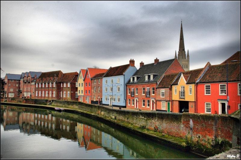 Norwich River