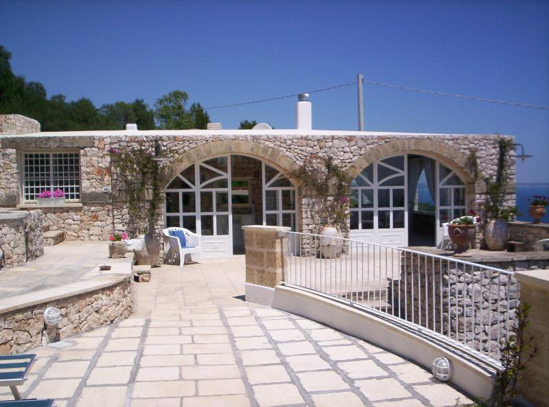 VILLA ADA SALENTO, vacation rental in Corsano