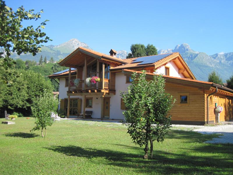 B&B Terra e Nubi, holiday rental in Limana