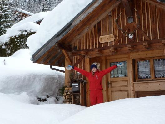 Chamonix ski without the crowds - Cozy winter and summer French Alps retreat – semesterbostad i Les Contamines-Montjoie