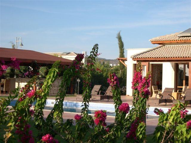 VILLA YERANI - APHRODITE HILLS. With heated pool, vacation rental in Paphos