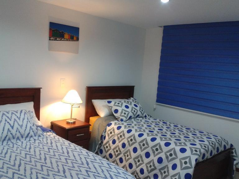 BEDROOM 3 WITH 2 BUNK SIZE BEDS AND LARGE WARDROBE / HABITACIN 3 CON 2 CAMAS BUNK Y AMPLIO CLOSET