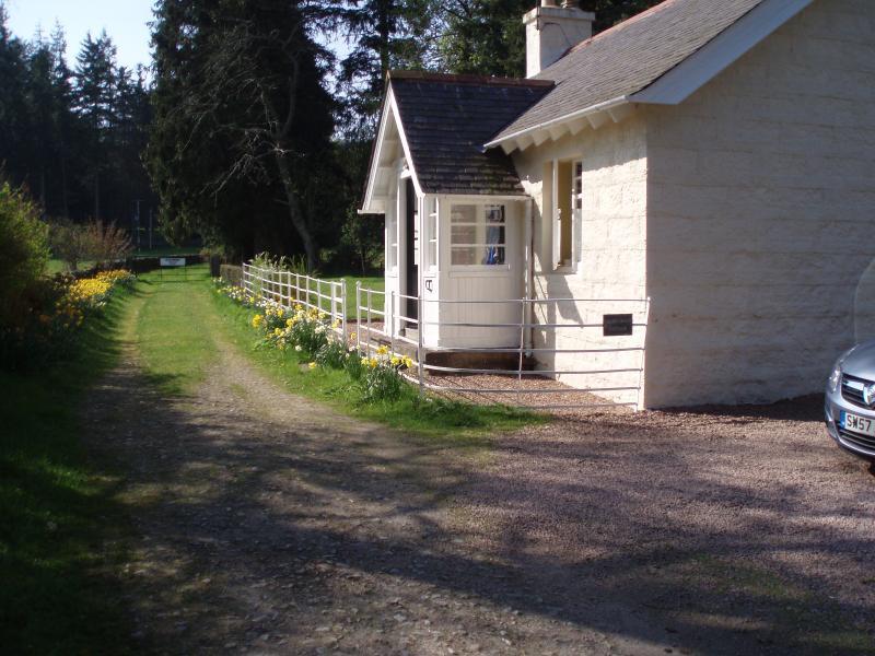 Craiglarach cottage