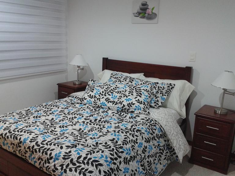 BEDROOM 2 WITH 1 FULL SIZE BED / HABITACION 2 CON CAMA FULL