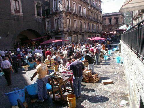 Pescheria - Mercato del pesce