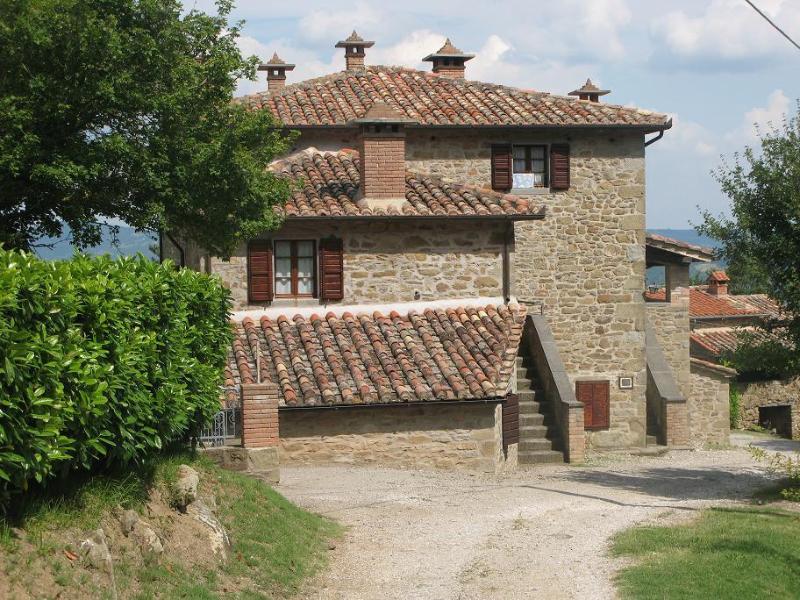 Villa Cuiano - La Loggetta, location de vacances à Col di Morro