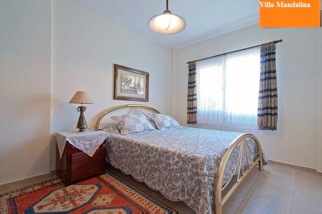 Double room with queen size bed and garderobe