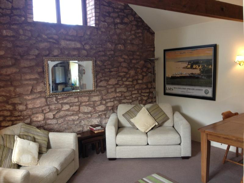 Stable cottage - lounge