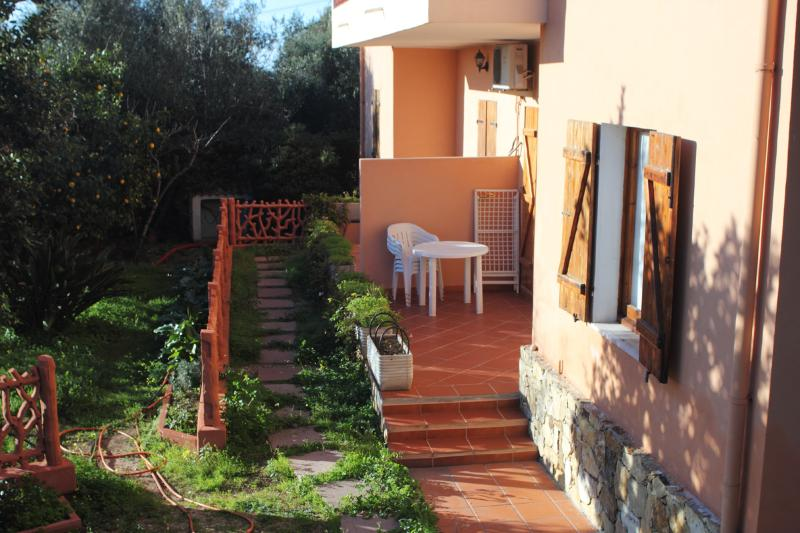 Badesi two bedroom apartament, holiday rental in Badesi