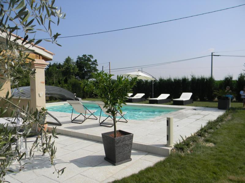 L'OUSTAL D'ADELE, vacation rental in Lavit