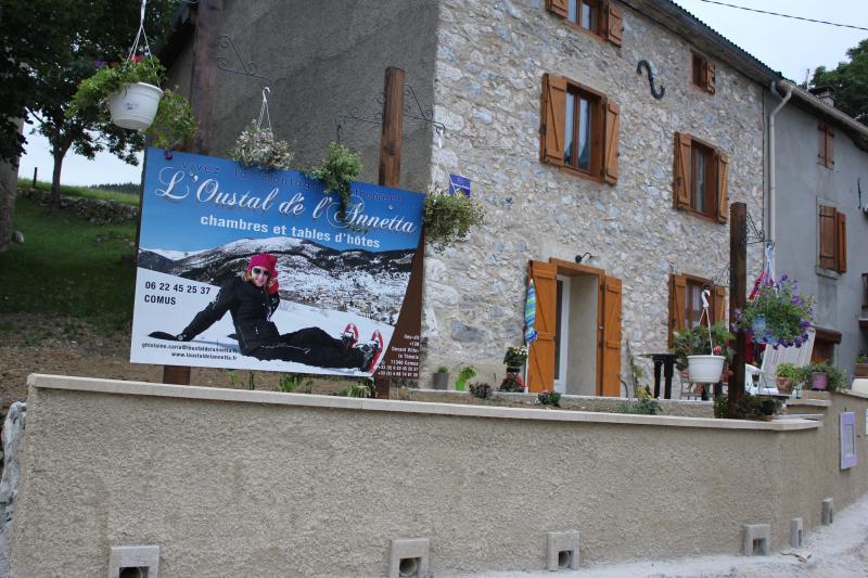 Chambres et tables d'hôtes L'Oustal dé l'Annetta