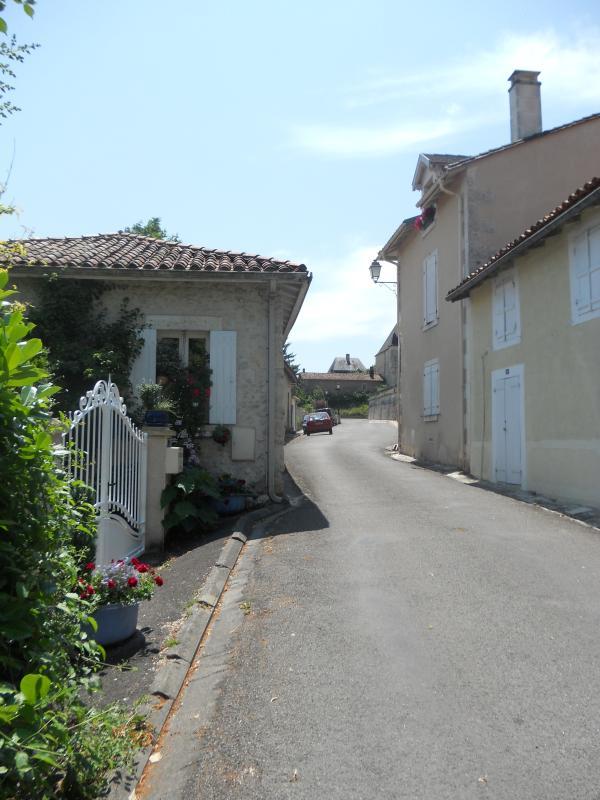 Rue du château remontant