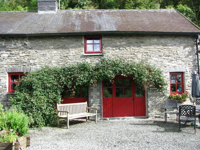Ty Cerbyd at Lanlas Farm Holiday Cottages