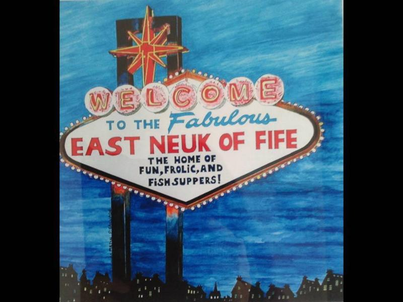Treat yourself to the fabulous East Neuk of Fife