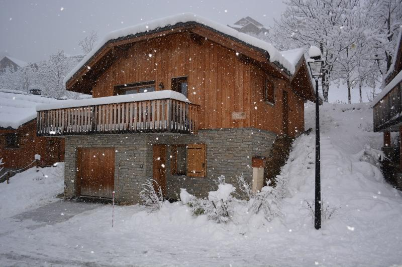 Chalet La Fraise, vacation rental in Vaujany