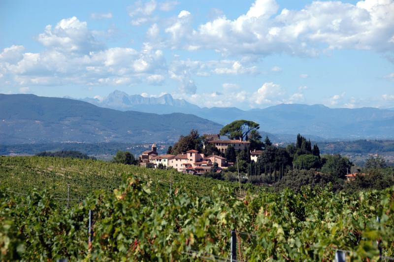 The hamlet of San Gervasio