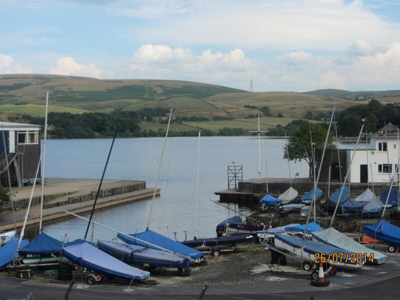 Hollingworth Lake View, vacation rental in Rochdale