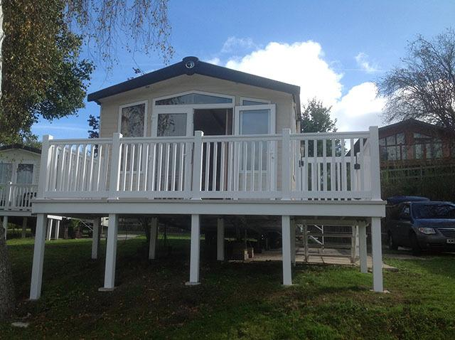 Avon Rose on award winning Rockley Park, Poole, location de vacances à Sandford
