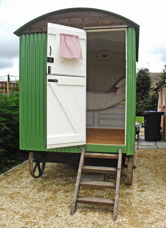Adjacent Shepherd's Hut, sleeps two included in price