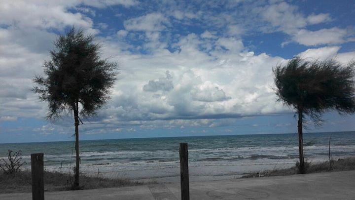 questa è la nostra spiaggia