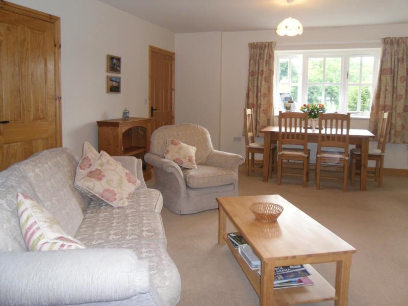 The Byre  in Blackbrook, vacation rental in Quarndon