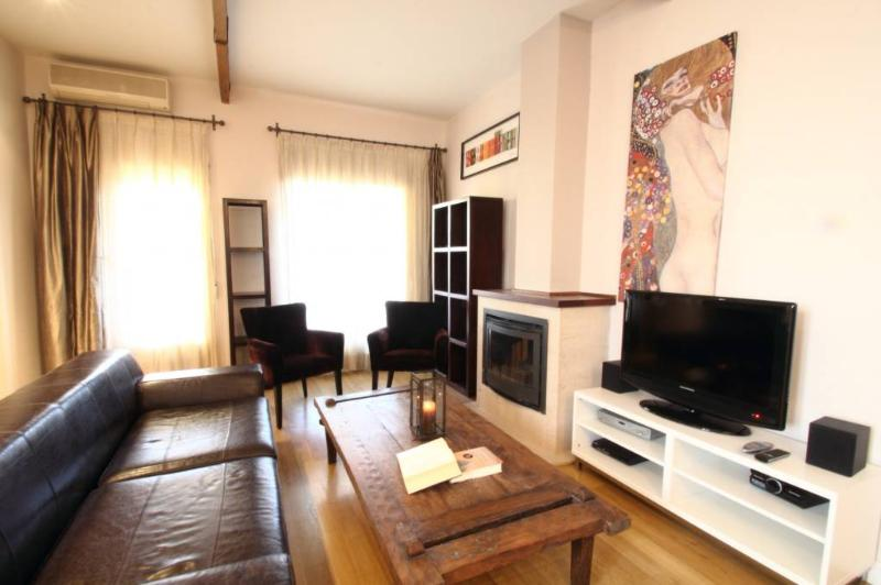 Goya Penthouse, holiday rental in Madrid