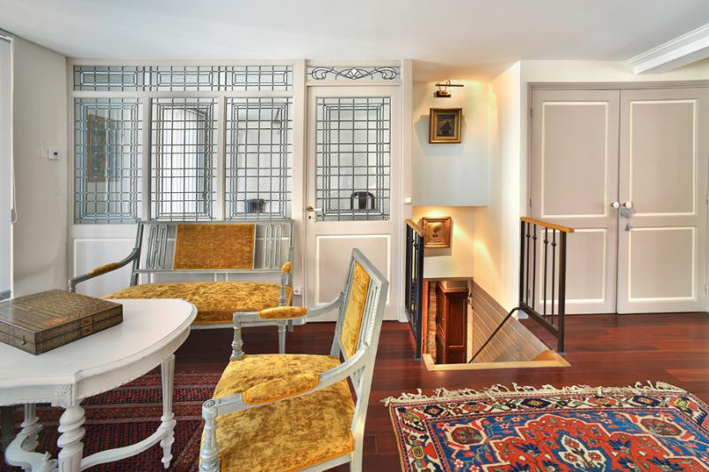 Résidence Mogador, holiday rental in Honfleur