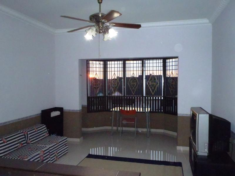 Entertainment room on the top floor can be converted to extra sleeping area. Sofa bed included