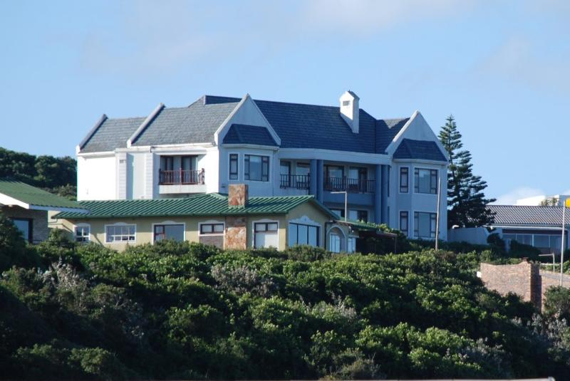 Front of house (taken from Kelly's Beach)